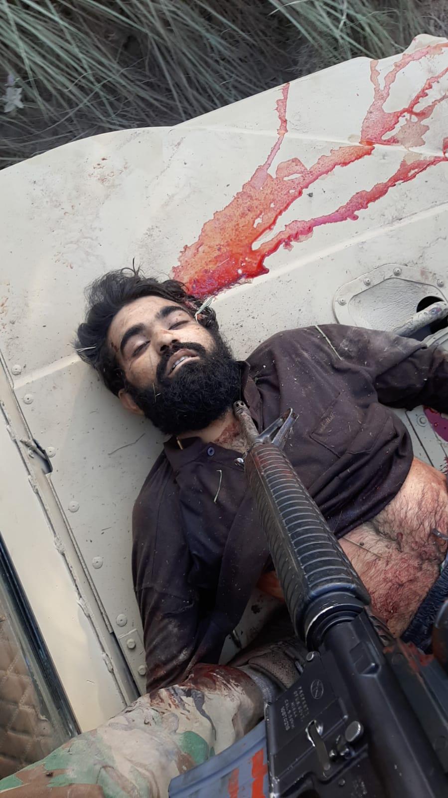 الامن الوطني في بغداد يقتل انتحارياً حاول تفجير نفسه بين زوار اربعينية الامام الحسين (( ع ))