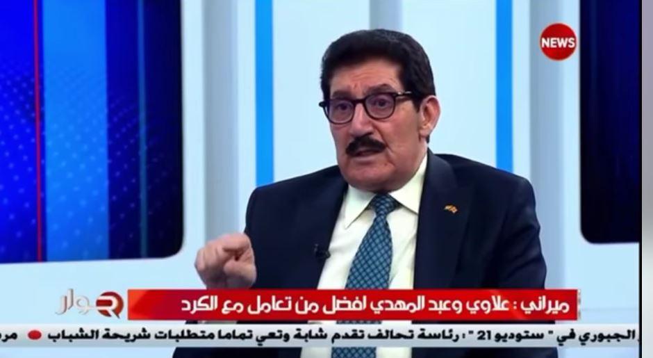 ماذا قال سكرتير المكتب السياسي للحزب الديمقراطي الكوردستاني عن زعيم ائتلاف دولة القانون