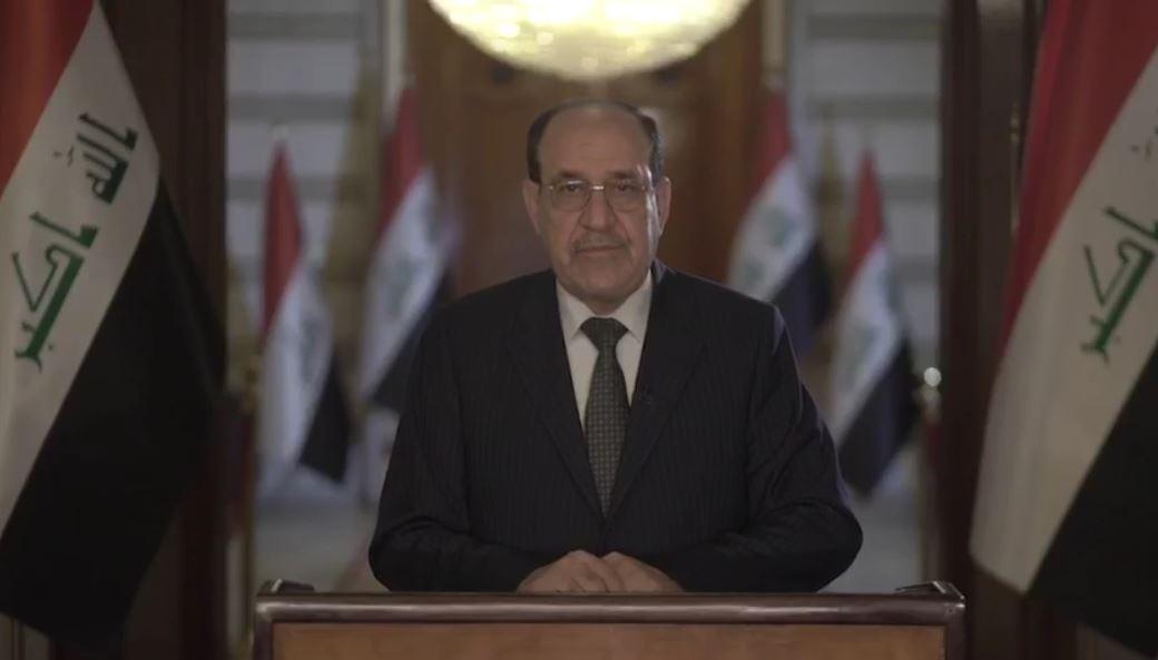 زعيم دولة القانون نوري المالكي يوجه رسالة الى ابنائه في القوات المسلحة والاجهزة الامنية